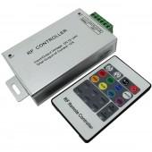 12A RF Remote RGB LED Controller 433MHz 12V 24V