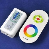2.4G RGB Controller LED Touching RF Remote Control System