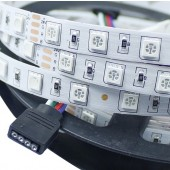 32.8ft 10M 600LEDs 24V 5050 RGB LED Strip Light 60LEDs/M 10m/roll