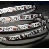 2M 5V RGB SK6812 Mini 3535 LED Strip 4mm 60LEDs/m Addressable Pixel Light