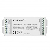 MiLight PA5 5-Channel High Performance Amplifier Controller for RGB RGBW RGB+CCT Led Strip