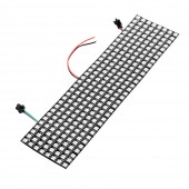 5V 8*32LEDs WS2812B LED Digital Individually Addressable Panel Light
