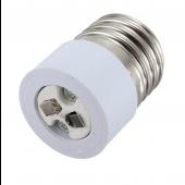 E27 To MR16 Base LED Light Lamp Bulb Adapter Converter Holder 10pcs