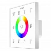 EX7S 4 Zones RGB Touch Panel RF 2.4G DMX512 LTECH Master Controller