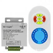 MiLight FUT040 Dual White LED Strip Controller Color-Temp Adjustable
