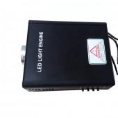 DMX512 45W RGB LED Optical Fiber Light Engine DMX512 Signal AC85-260V