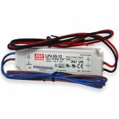 LPV-20 Series Mean Well 20W Transformer LED Power Supply