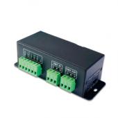 LTECH LT-8048 LED CV DMX-PWM Decoder 12A XLR-3 Green terminal 3CH