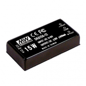 Mean Well DKA15 15W DC-DC Regulated Dual Output Converter Power Supply