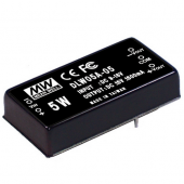 Mean Well DLW05 5W DC-DC Regulated Dual Output Converter Power Supply
