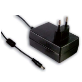 Mean Well GS25E 25W AC-DC Industrial Adaptor Power Supply