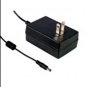 Mean Well GST25U 25W AC-DC Industrial Adaptor Power Supply
