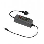 Mean Well OWA-60E 60W Single Output Moistureproof Adaptor Power Supply