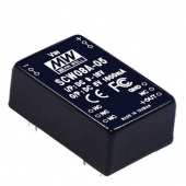 Mean Well SCW08 8W DC-DC Regulated Single Output Converter Power Supply
