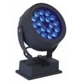 18x1W LED Spotlight Project Light Waterproof Outdoor Spotlights