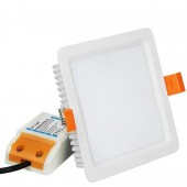 Mi.Light FUT064 9W RGB+CCT Square LED Downlight Ceiling Spotlight Remote Phone APP Control