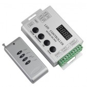 RF Remote Controller 133 Modes For 1903/1809/1812/2811 RGB LED Strips