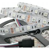 RGB LED Strip Light 5M 300 LEDs SMD 5050 Non Waterproof
