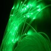 2.0mm PMMA Plastic End Glow Opticals Fiber Cable 350 Meters