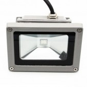 10W RGB Floodlight with Memory Function LED Outdoor Flood Light