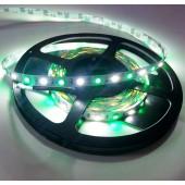 RGBW LED Strip Light RGB+Warm/Pure White 12V Flex Tape 5M 300-LED