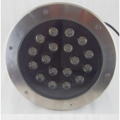 18W LED Underground Light High Power Outdoor Garden Buried Lamp