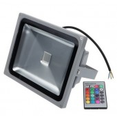 30W RGB LED Floodlight Lamp High Power LED Flood Light
