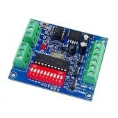 3 Ch DMX512 Controller Driver DMX Decoder 15A WS-DMX-3CH-BAN-V1