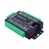 3CH/4CH/9CH/24CH/WS24LU3A/WS24LULED/WS27CH3A RGB DMX decoder Controller