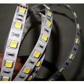 5M 24V 5050 60LEDs/m LED Strip Color Temperature Adjustable Flex Light