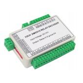 12 Channel DMX512 Controller Relay Switch Converter DMX-RELAY-12CH