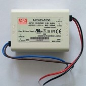 APC-35 Series Mean Well 35W Transformer LED Power Supply