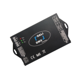 DL113 DALI DMX512 Signal Converter DC12V To 48V