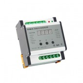 DMX700 DMX Three Channels Rail Decoder Leynew LED Controller