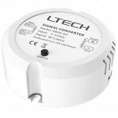 RF 2.4G 10V PWM Dimmer Ltech EBOX-AD Signal Converter Wireless