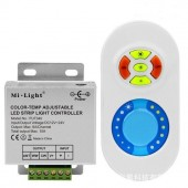 MiLight FUT040 Dual White LED Strip Controller Color-Temp Adjustable
