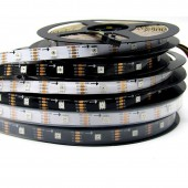 5M SK9822 LED Pixel Strip 30leds/m Individual Addressable 5V 150LEDs Digital Light