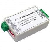 3CH DMX Dimmer Controller dmx512 Decoder WS-DMX-XB22-3CH