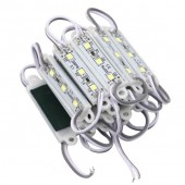 LED Advertising Module Lighting Mini 3LEDs 2835 IP65 DC 12V 60Pcs