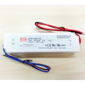 Mean Well 100W Switching Power Supply LPV-100 Series Driver