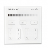 Mi.Light B1 4-Zone Brightness Dimmer Smart Wall Mounted LED Controller