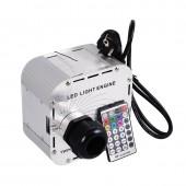 32W Twinkle Flash sky stars RGBW LED Fiber Optic Light engine with RF remote