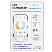 Skydance V2 + R7-1 Led Controller 5A*2CH Color Temperature LED Controller Set