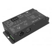Skydance D3-XE Led Controller 3CH*10A 12-36VDC CV DMX Decoder