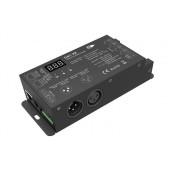 Skydance D4C-XE-350mA Led Controller 4CH Constant Current DMX512 & RDM Decoder
