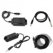 Ltead SONOFF Sensor Si7021 AM2301 Temperature Humidity Sensor DS18B20 Sensor