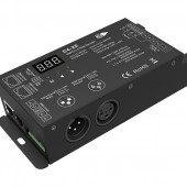 Skydance D4-XE LED Controller 4CH*8A 12-36V CV DMX Decoder