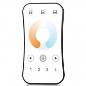 Skydance R7 4 Zones 2.4G LED Controller Color Temperature Remote Control