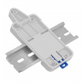 DR DIN Rail Tray Adjustable Mounted Rail Case Holder For Wifi Remote Control Switch Sonoff Basic/RF/ Pow/ TH10/16